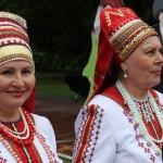 финно-угрия фото мордва